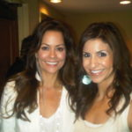 How I Scared Brooke Burke & How she Returned the Favor.