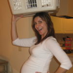 laundry_8_months_pregnant