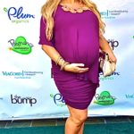 Real Fab Mom! Anya Sarre: An Entertainment Insider… who's pregnant in heels.