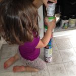 Does preschool have canned goods?