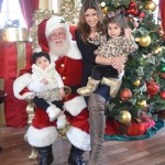 Toddler meltdown with Santa? {VIDEO} Check your kid's outfit.