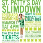 FIT+FAMOUS! St. Patrick's Day Slimdown with… RICHARD SIMMONS!