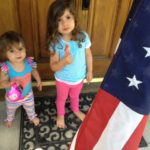 Memorial Day. Fly the flag. For the kids, y'all.