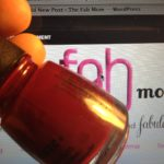 FACETIME: How to fake a fab manicure. {VIDEO}