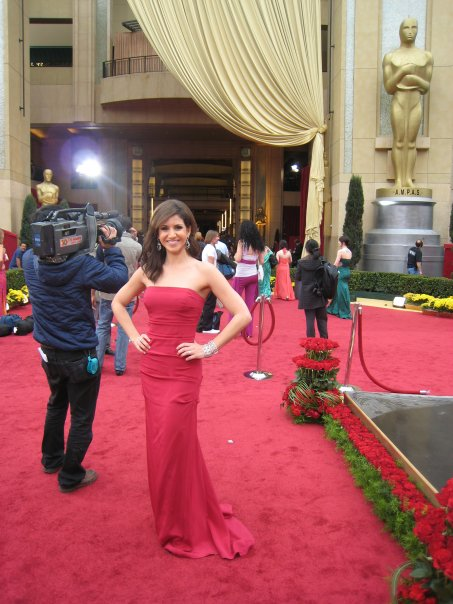 Live at the Academy Awards (KTLA). 2009.