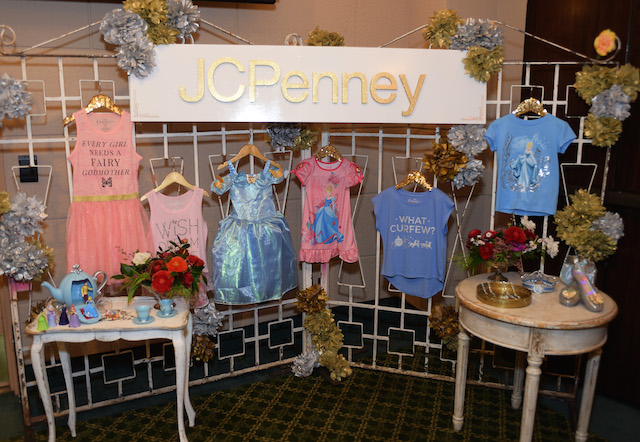"JCPenney Sponsors The World Premiere Of Disney's ""Cinderella"""