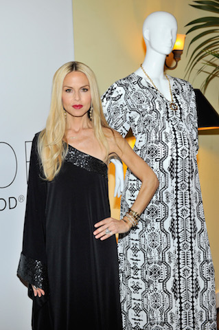 Rachel Zoe And A Pea In The Pod Celebrate Maternity Collaboration