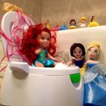 A Princess and a Potty Training Throne. {VIDEO}