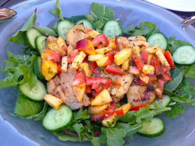 the_fab_mom_dot_com_summer_salsa_chicken_recipe_all_greek_to_me_debbie_matenopoulos_recipe