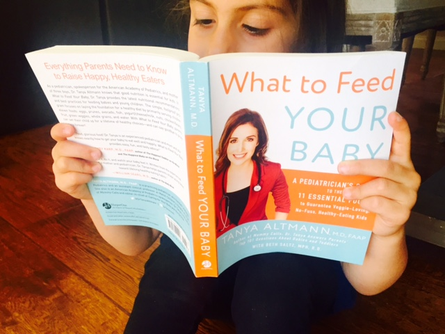 what-to-feed-your-baby-tanya-altmann-parenting-books