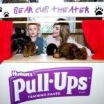 Celebrity mom Jaime King talks peeing in pants? {Pull-Ups Potty Partnership}
