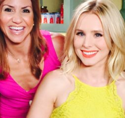 CBS Los Angeles: Bad Mom Kristen Bell helps Alliance of Moms