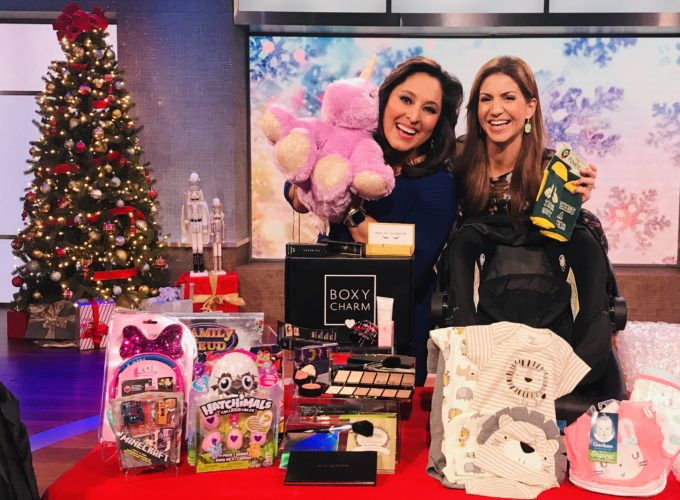 Holiday Gift Guide 2018 {as seen on KTLA Los Angeles}